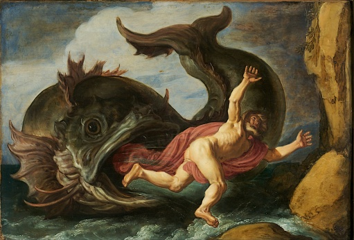 Pieter Lastman, Jonah and the Whale, 1621