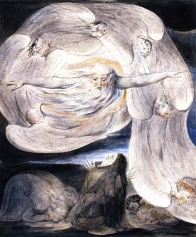 William Blake, Job Confessing