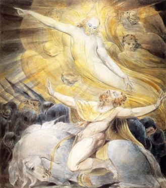 The Conversion of Saul - William Blake