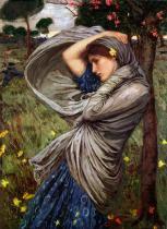 John William Waterhouse, Boreas, 1903