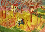 The Gardener, Maurice de Vlaminck, 1904