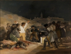 The Third of May 1808, Francisco Goya, 1814