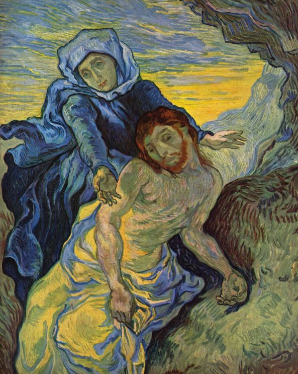 Pieta - Van Gogh