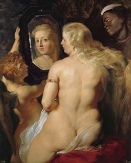 Peter Paul Rubens, Venus in Front of the Mirror, 1614