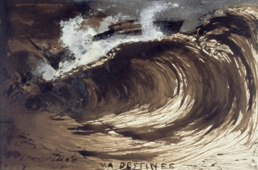 Victor Hugo, My Destiny, 1857