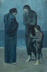 Picasso, La tragédie, 1903